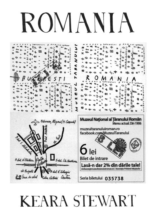 Image of Romania Zine