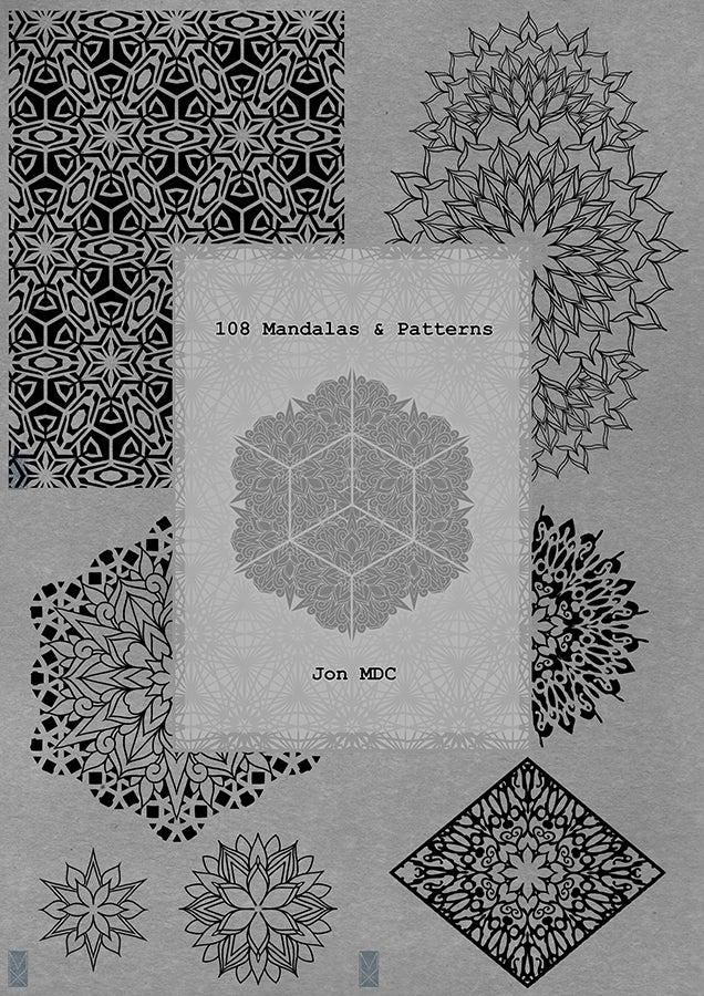 Image of 108 Mandalas & Patterns