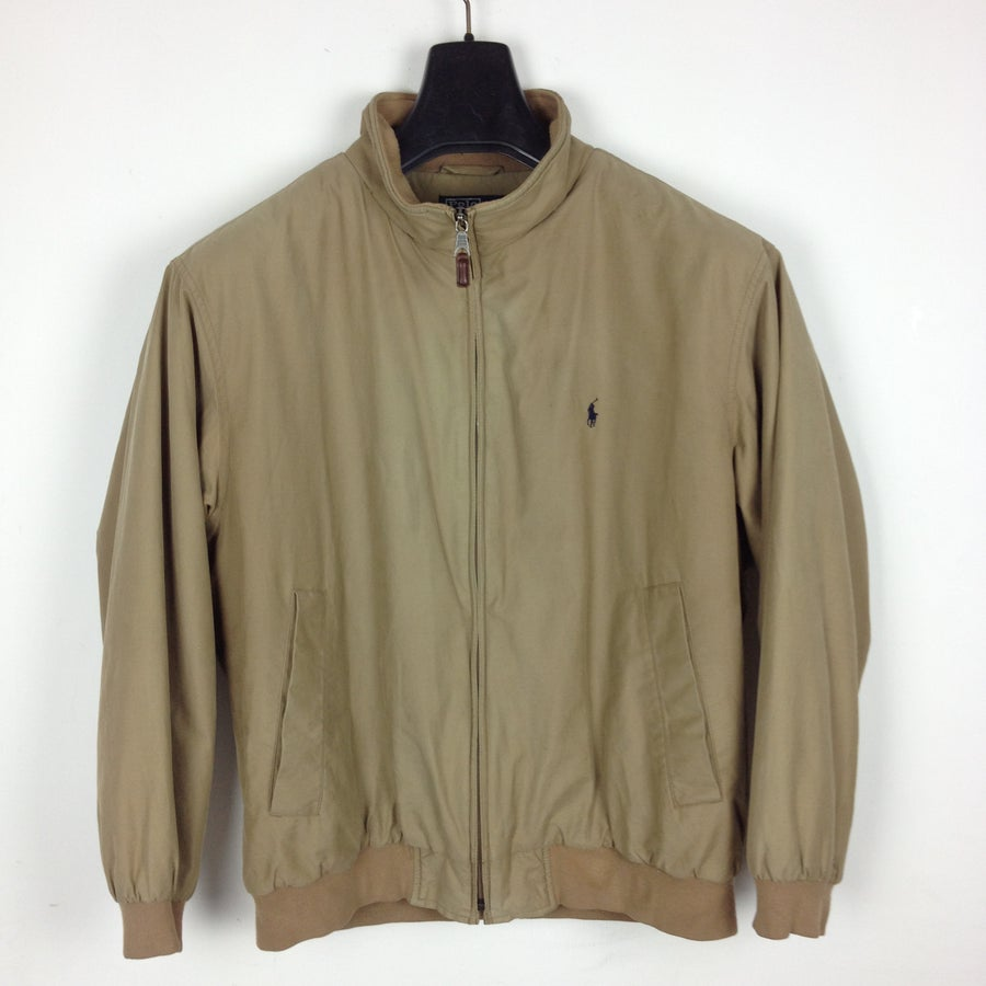 Image of POLO RALPH LAUREN BOMBER JACKET