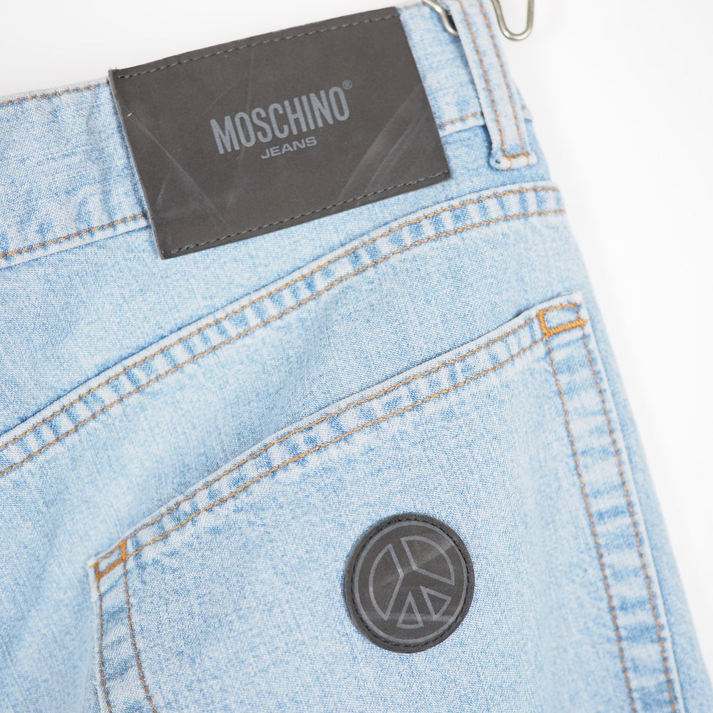 Image of MOSCHINO LIGHT JEANS MEN 33/33
