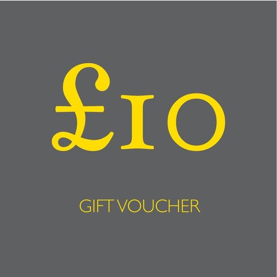 Image of Snug £10 Gift Voucher.