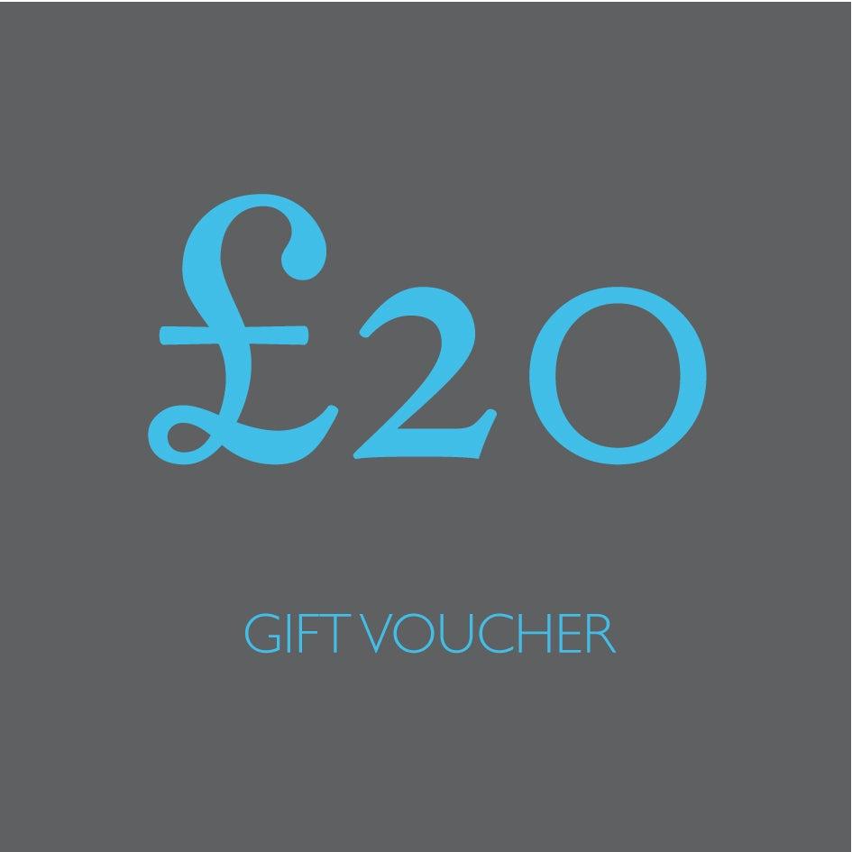 Image of Snug £20 Gift Voucher.