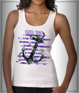 """Image of """"Anchor"""" Tank-Top"""