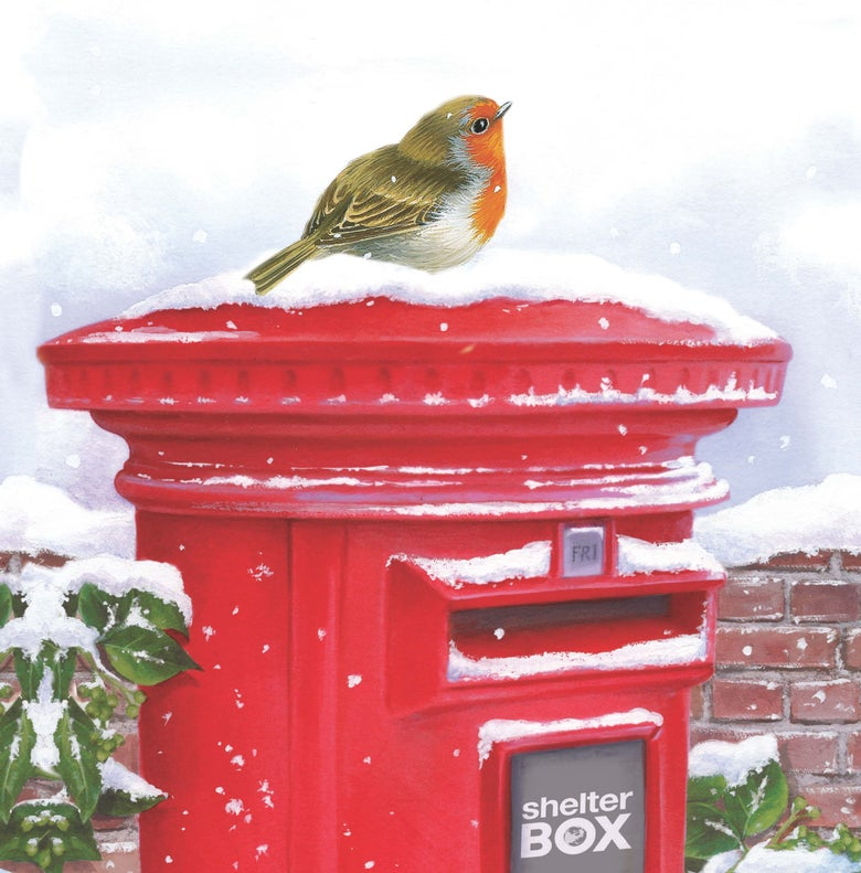 Image of 2015 Christmas Cards - Postbox