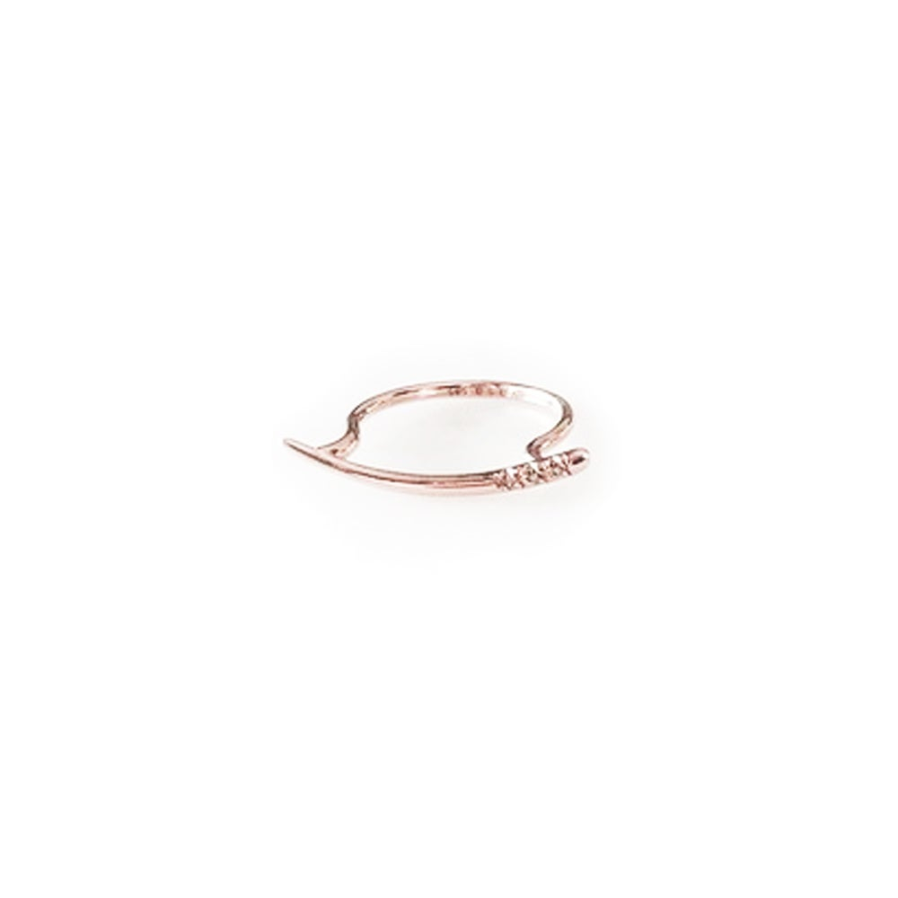 Image of Dewy Orchid Ring