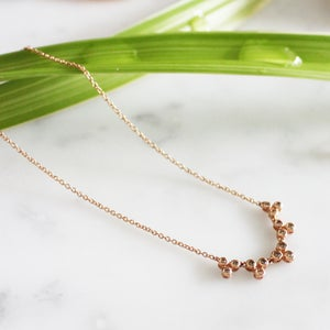 Image of Dew Drops Lace Necklace