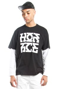 Image of Long Sleeve T-Shirt With Horace Vinyl Print