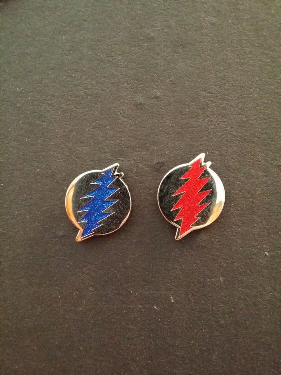 Image of Bolt Cuff Links (LE of 20 per color)