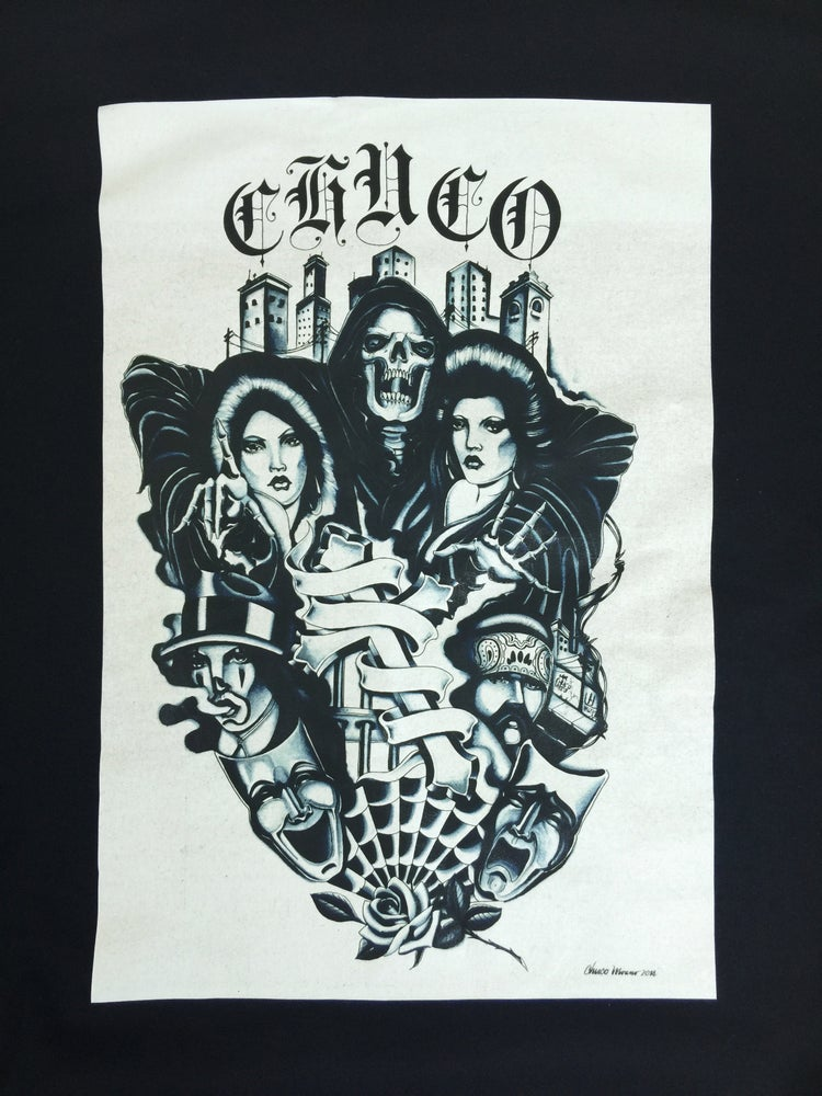 Image of Reaper Sweater