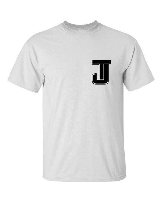 Logo t shirt black pre order tjsullivanmerch for Order shirts with logo