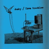 Image of Janky - Them Grackles CD (+Free The 1969s CD)
