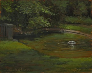 Image of Cranbrook Pond