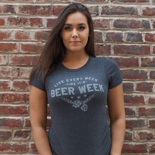 Image of Live Every Week Like It's Beer Week - Drink Nation - Women's