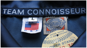 Image of CONNOISSEUR X EBBETS VINTAGE STYLE WINDBREAKER