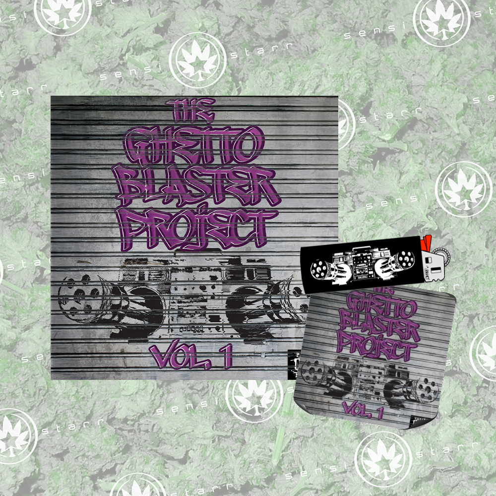 Image of The Ghetto Blaster Project Vol. 1 Package 1