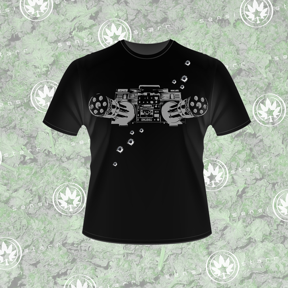 Image of Ghetto Blaster T-Shirt
