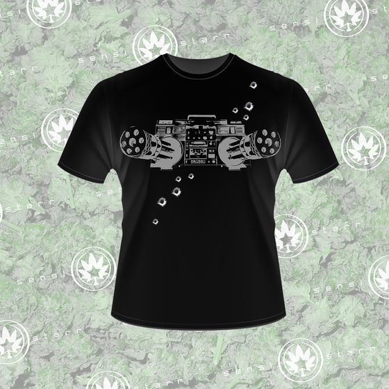 Image of Ghetto Blaster T-Shirt