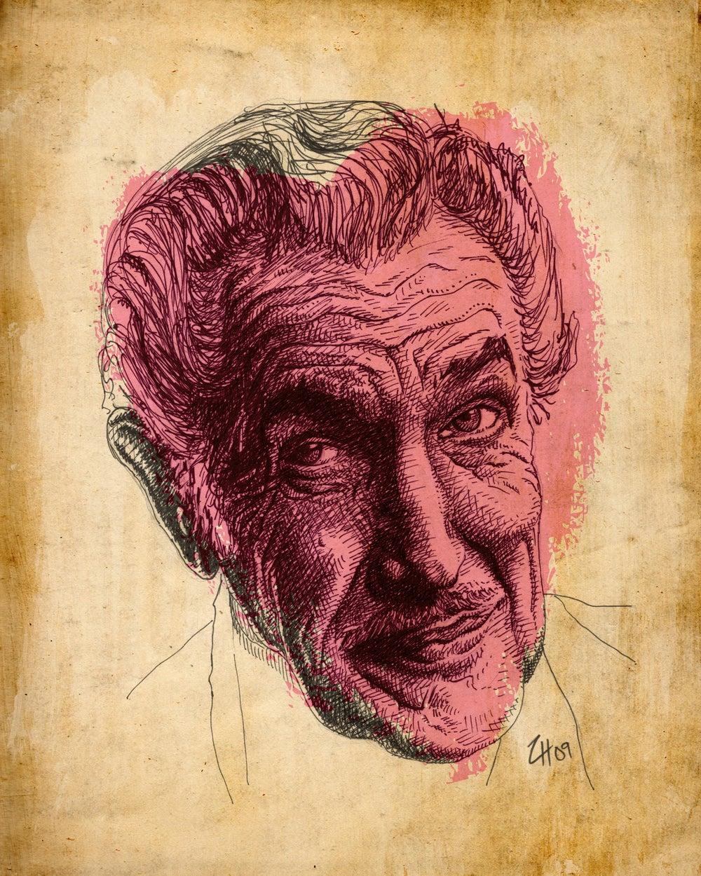 Image of Vincent Price (Colour)