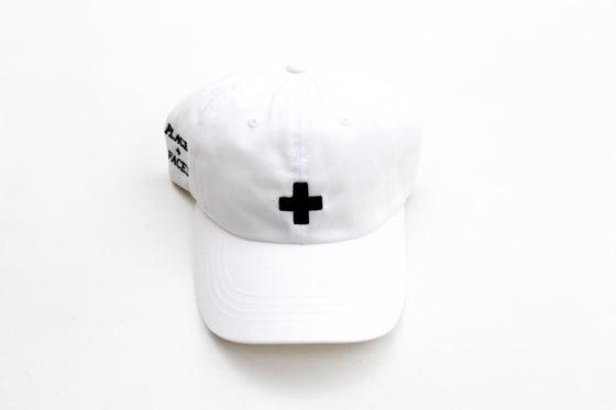 Image of P+F + CAP [WHITE]