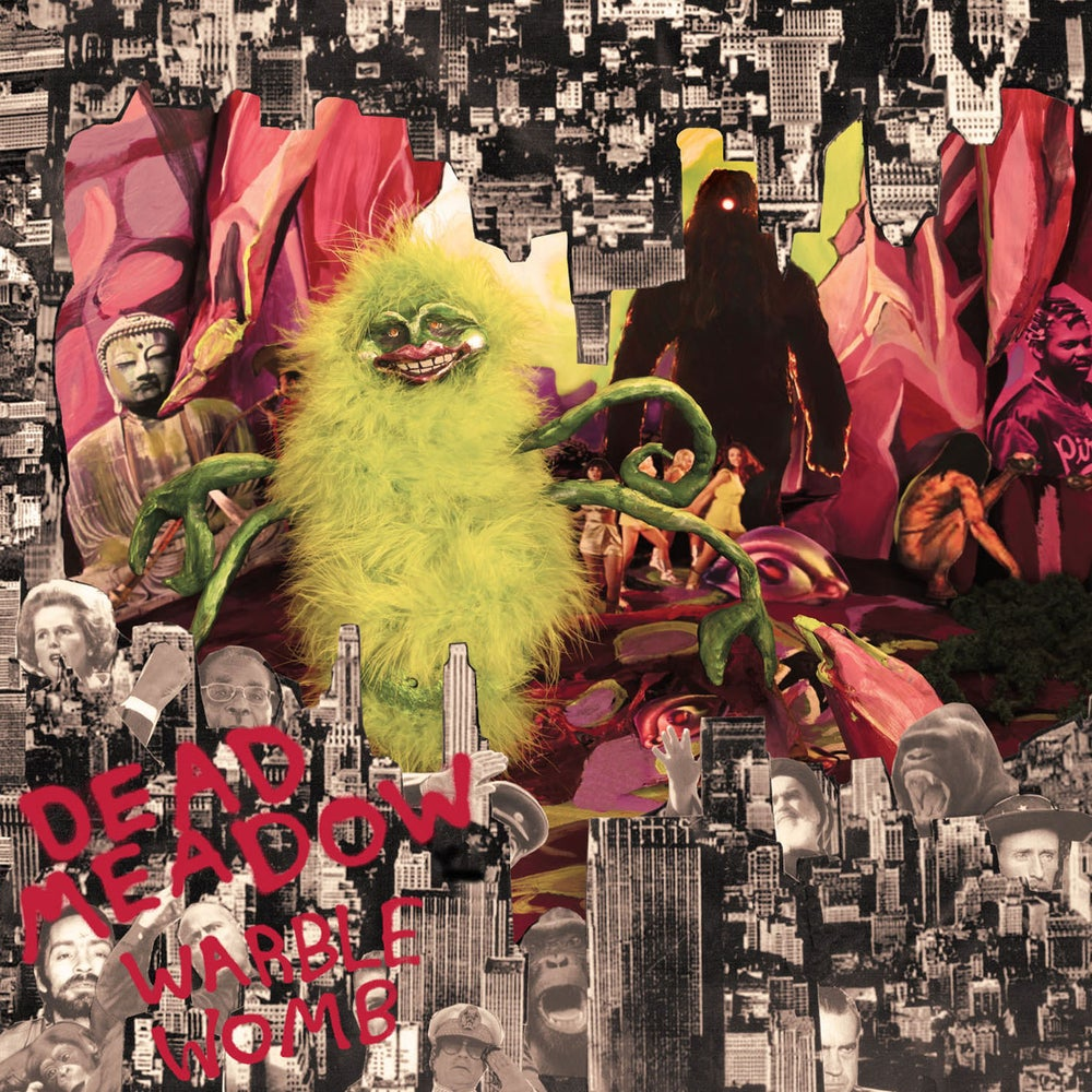 """Image of Dead Meadow - """"Warble Womb"""" CD"""