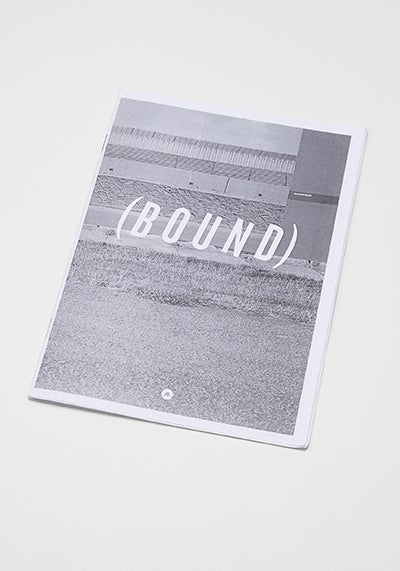 "Image of JB. Paper #02 — ""Bound"""