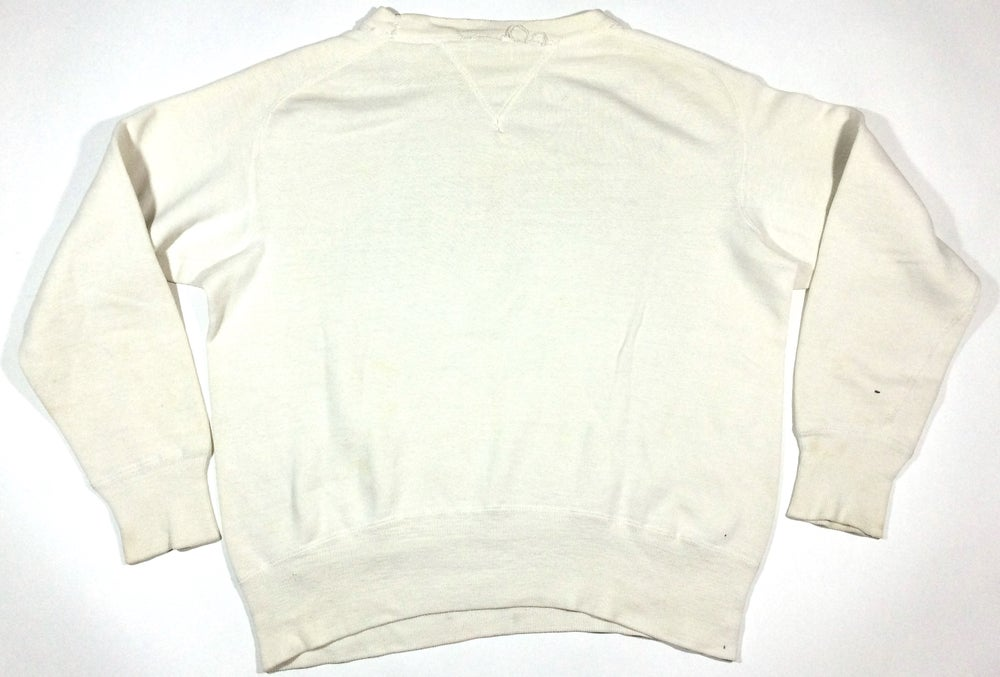 Image of 1940's DOUBLE V SWEATSHIRT