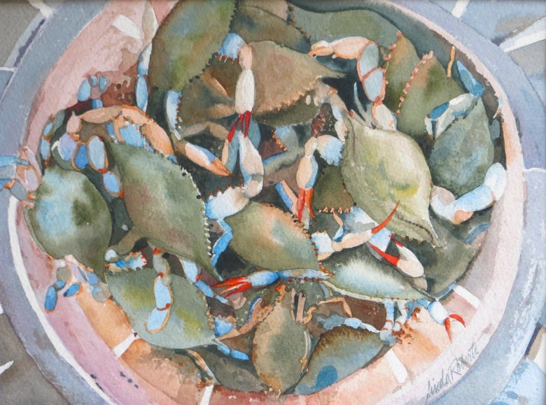 Image of Bushel of Crabs!