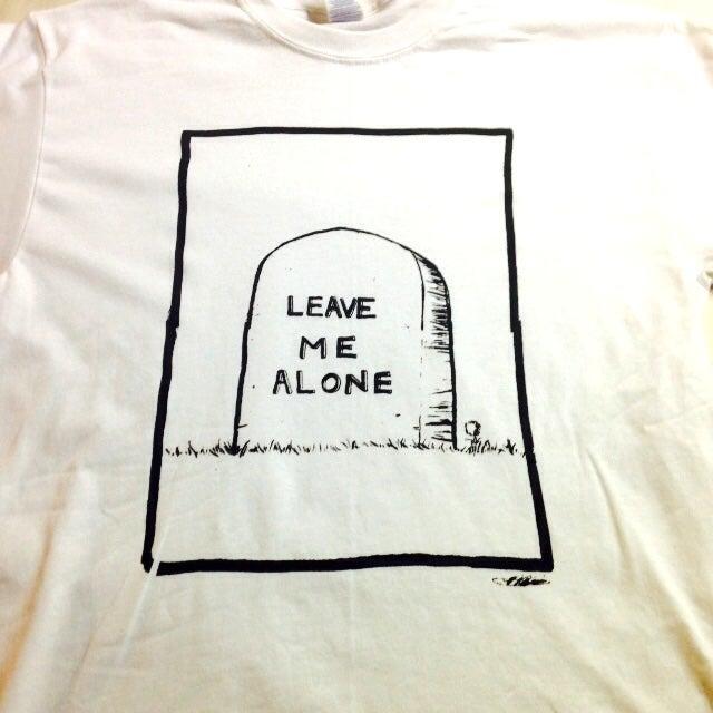 Image of Grave tshirt