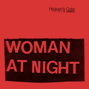 """Image of Heaven's Gate """"Woman At Night"""" LP"""