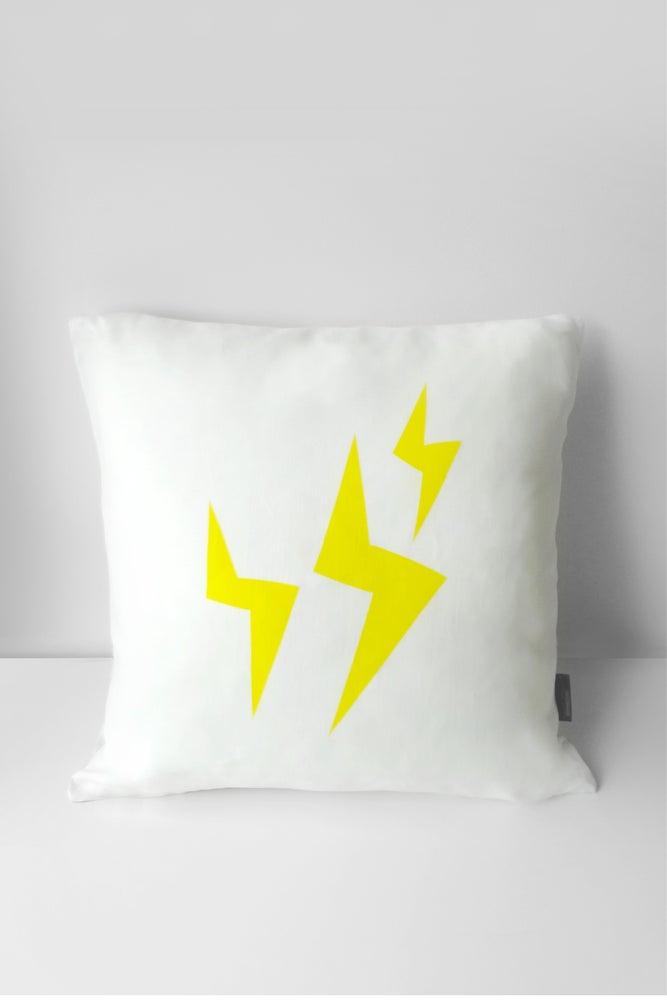 Image of Lightning - Tea Towel