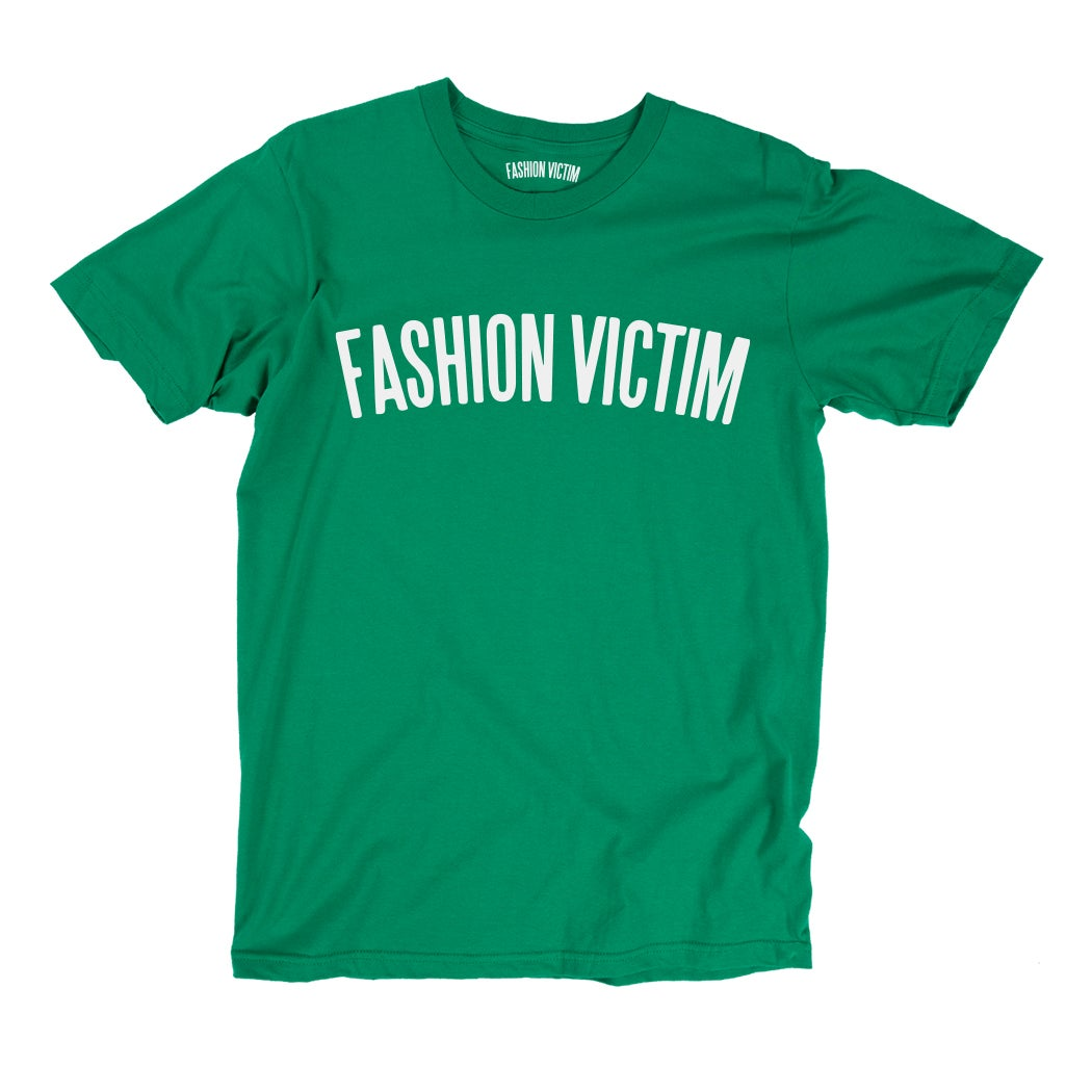 Image of Original Type Green Tee