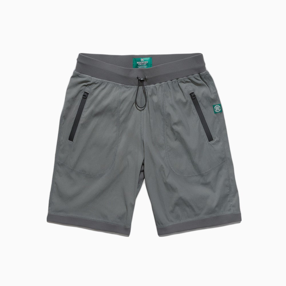 Image of Reigning Champ Stretch Nylon Short - STONE