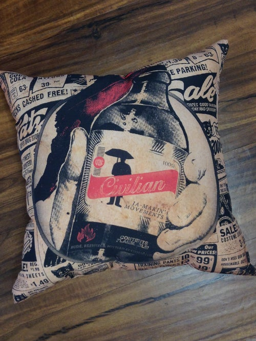 Image of Jammakin' Movements Pillow