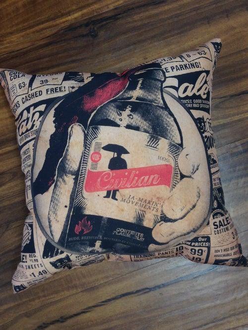 Image of Jammakin' Movements Pillow