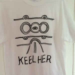Image of KEEL HER T-Shirt