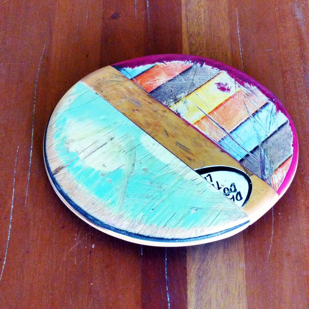 Image of SkateSpot Recycled Skateboard Trivet - (1) Single by Deckstool.