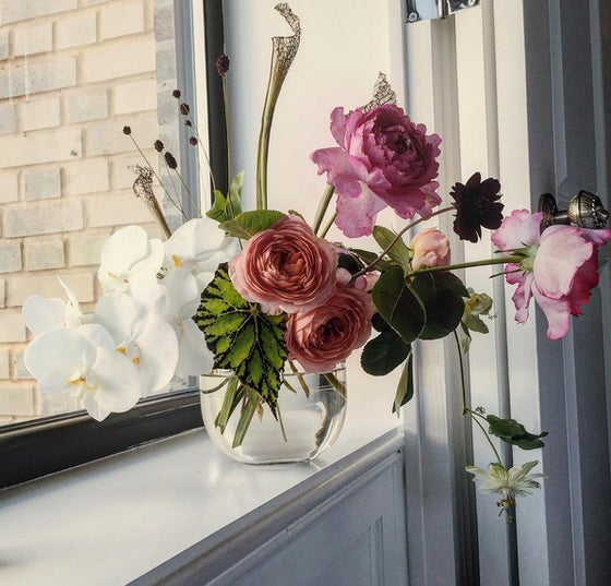 Image of Mixed Element Arrangement Flower Delivery