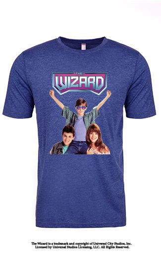 Image of Wizard - Logo Tee