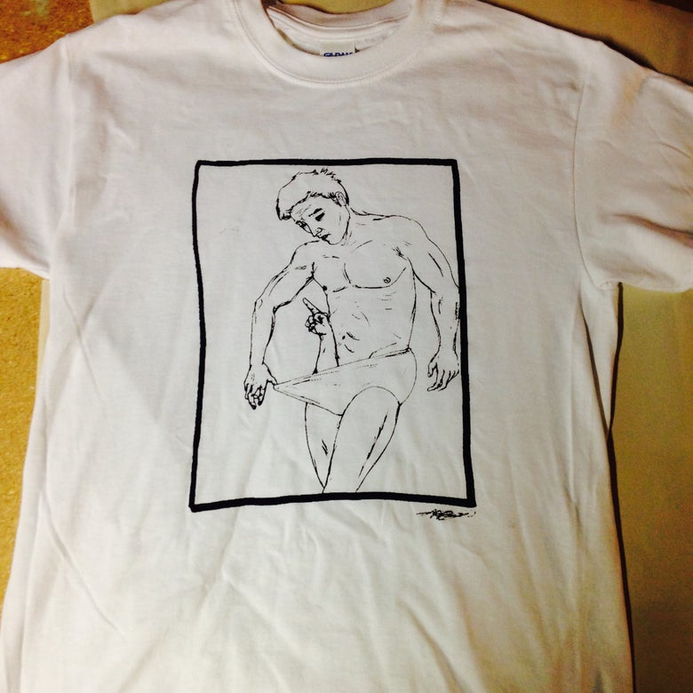 Image of Finger t-shirt