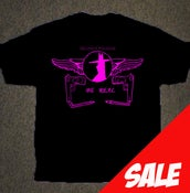 Image of Black Be Real tshirt