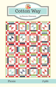 Image of Picnic Paper Pattern #986