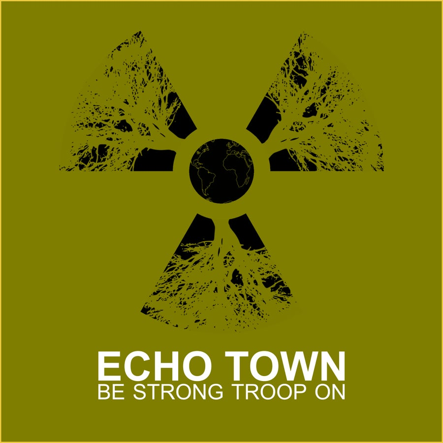 Image of Be Strong Troop On CD (2015)