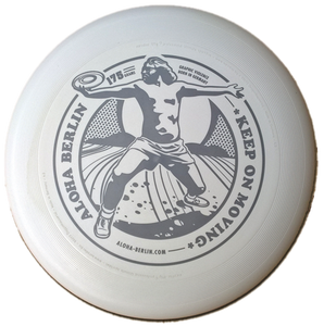 Image of Ultimate Frisbee - KEEP ON MOVING -