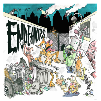 """Image of Endeavors 12"""" Compilation"""