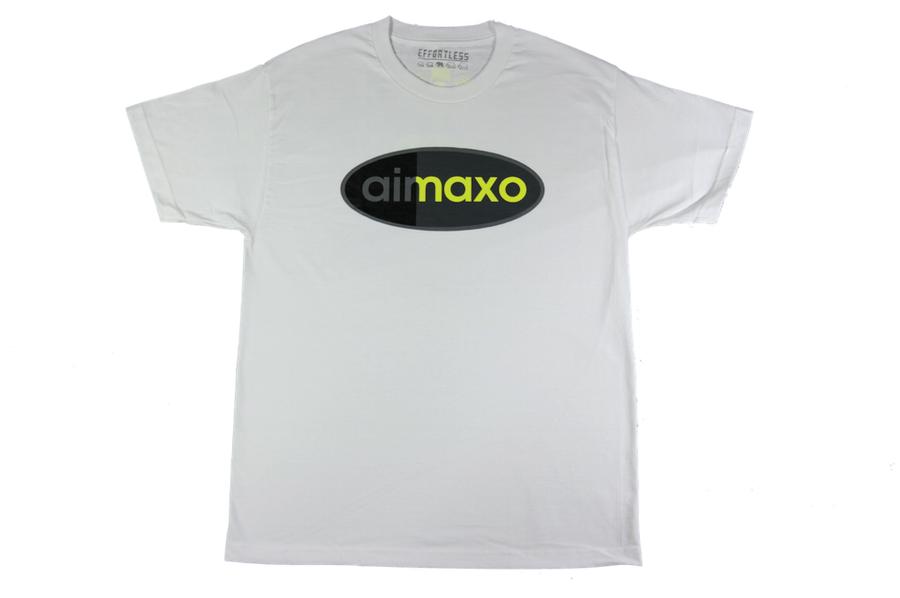 Image of Air Maxo Tee (White/Neon)