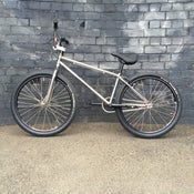 Image of Emer Swift chrome custom build complete cruiser