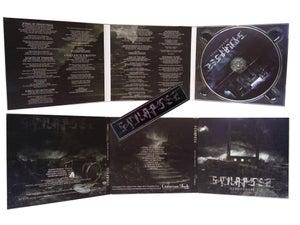 Image of Synapses-Devoutness (DIGIPACK CD)+Sticker Logo