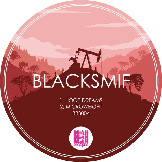 Image of Blacksmif - Microweight / Hoop Dreams