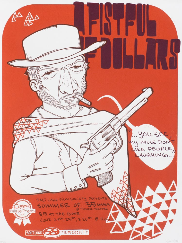 Image of A Fistful of Dollars