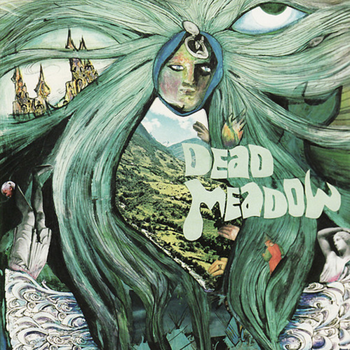 "Image of Dead Meadow - ""Dead Meadow"" CD"